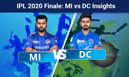 IPL 2020 Finale: MI vs DC insights