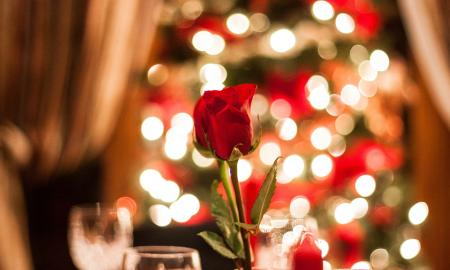 Top 4 Flower arrangements with Christmas flowers