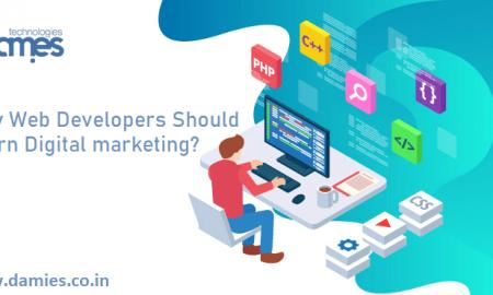 Why Web Developers Should Learn Digital marketing?
