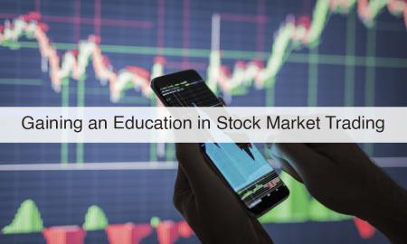 Gaining an Education in Stock Market Trading