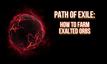 Path of Exile: How to Farm Exalted Orbs