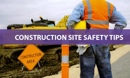 Staying Safe at a Construction Site